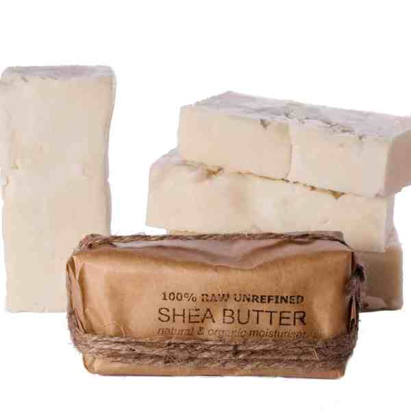 Unrefined Shea Butter