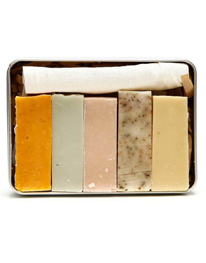 Wild Sage & Co Soap Box