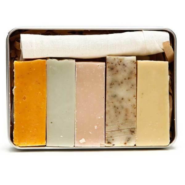 Wild Sage & Co Soap Box