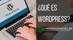 Qué es WordPress2