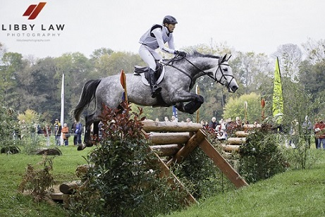 CCI1*6YO CHAMPIONSHIP CROSS COUNTRY: 2015 FRA-Mondial Du Lion World Young Event Horse Championships (Saturday 17 October) CREDIT: Libby Law COPYRIGHT: LIBBY LAW PHOTOGRAPHY