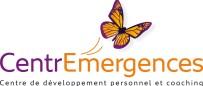 Logo CentrEmergences Centre de développement personnel et coaching louvain-la-neuve