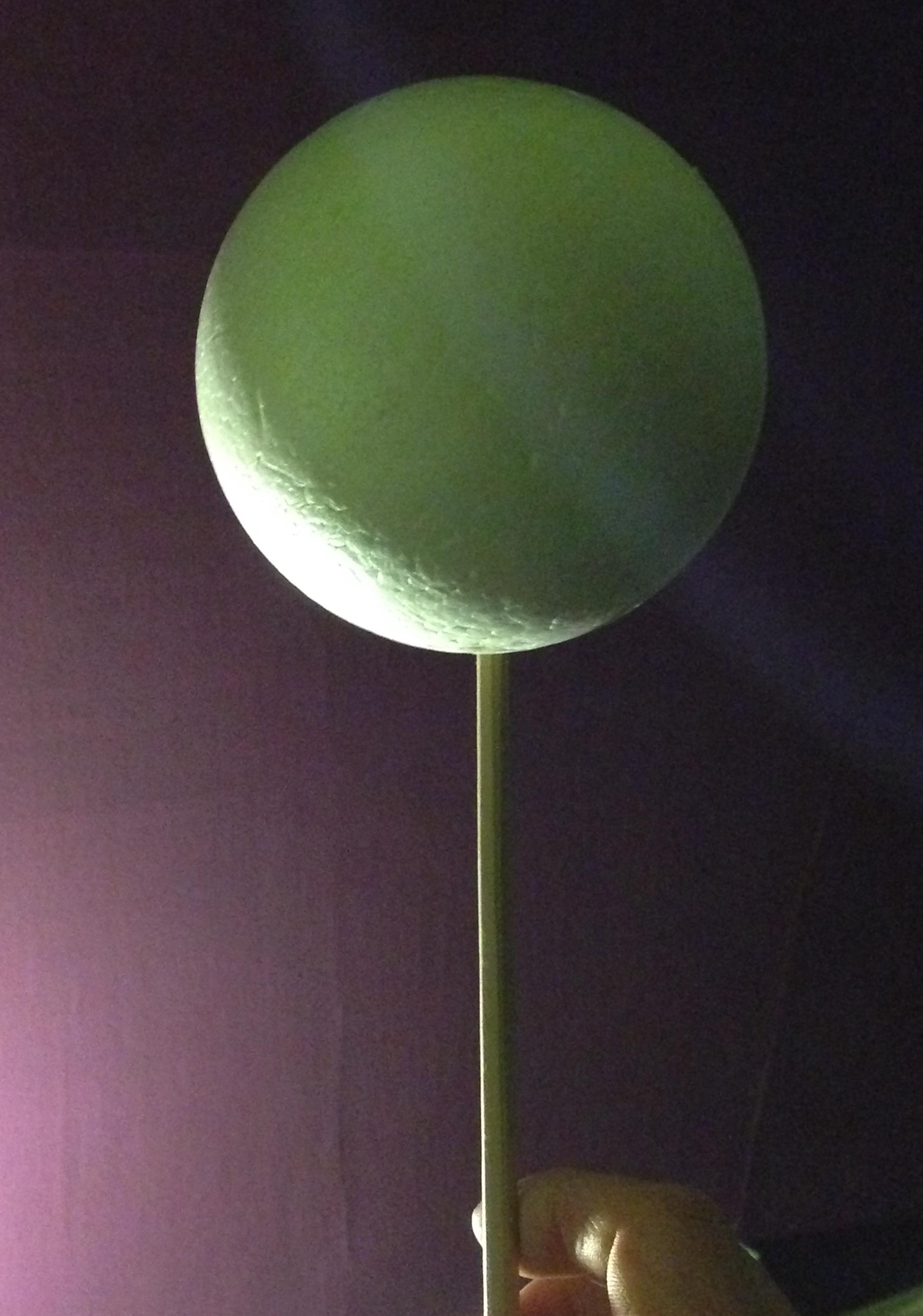 Moon Phases Model  ingridscienceca