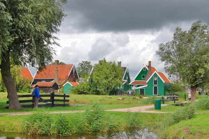 Zaanse Schans - The Windmill and Chocolate City | IngridZenMoments