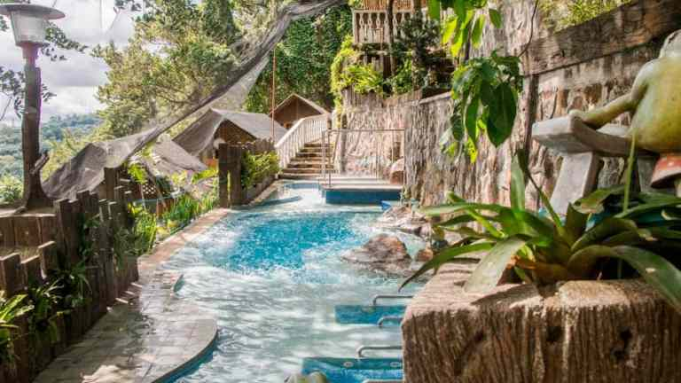 Spa retreats Antipolo Philippines