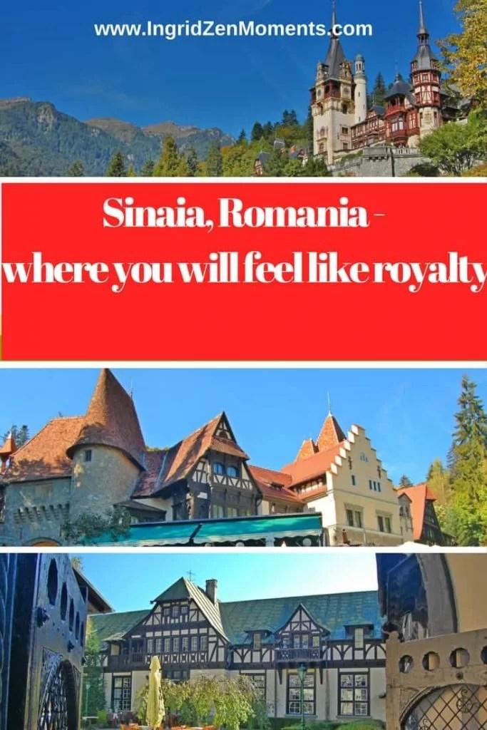 inaia, Romania - where you will feel like royalty