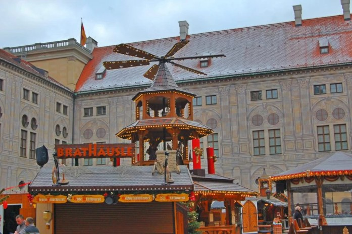 Munich Christmas Market | IngridZenMoments