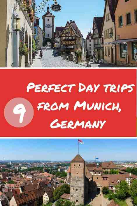 perfect day trips from munich germany ingridzenmoments. Black Bedroom Furniture Sets. Home Design Ideas