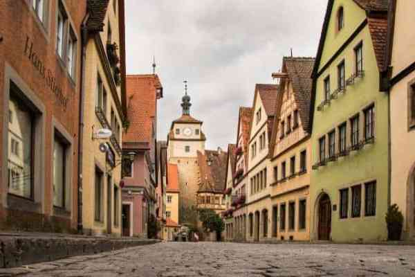 Perfect day trips from Munich, Germany