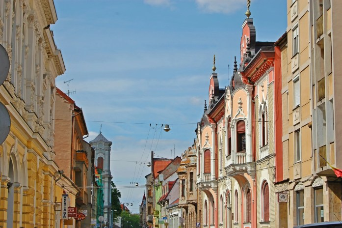 Oradea tourist attractions | IngridZenMoments