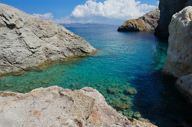 5 less known Greek islands
