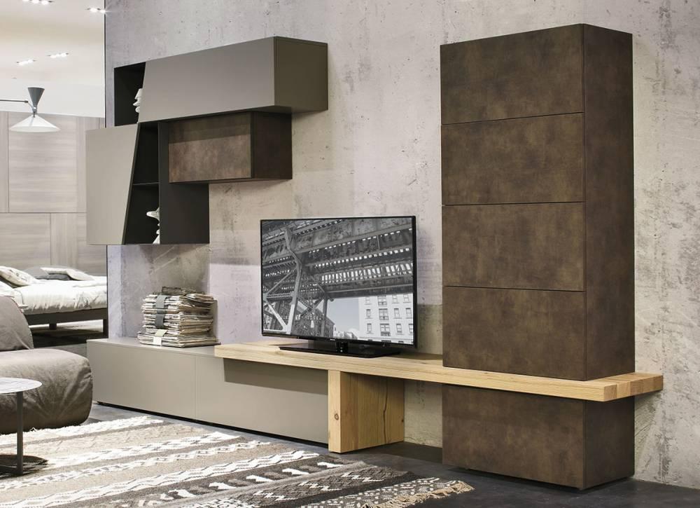 Soluzioni componibili per soggiorno moderni