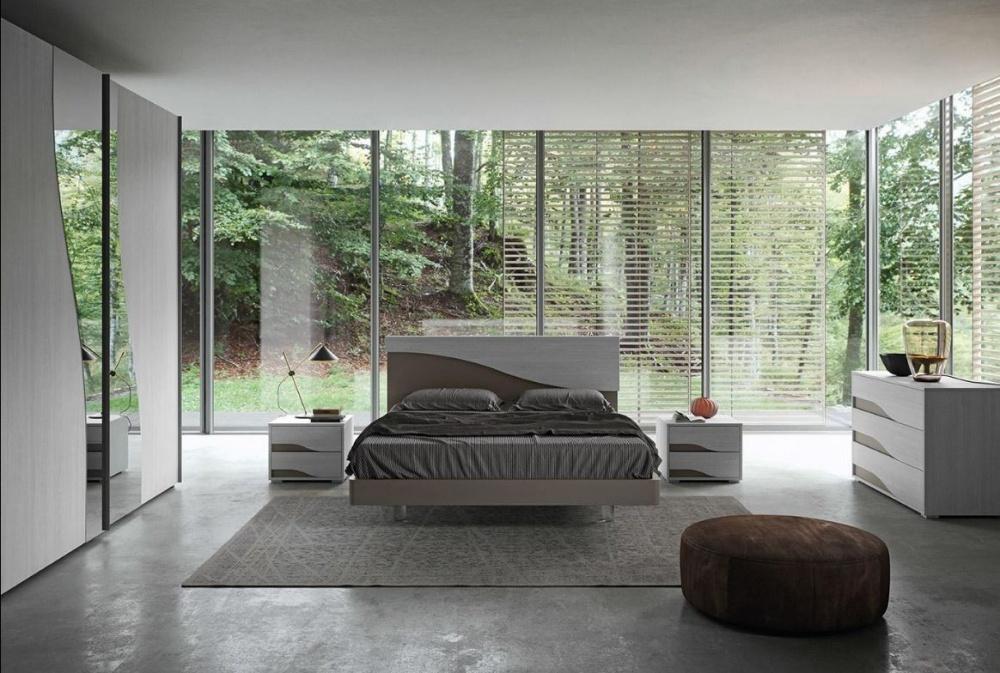 vendita camera da letto moderna economica Alpe