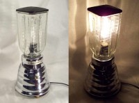 Lamp Made From Vintage Blender | Inhabitat - Sustainable ...