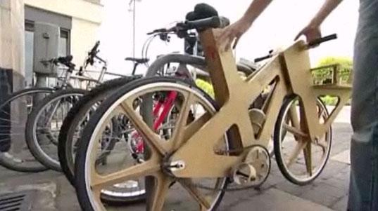 紙製的腳踏車 @ 樂活 T & S :: 痞客邦