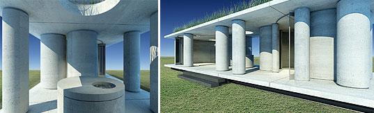 concrete1.jpg, concrete house, sustainable concrete, concrete construction, green home