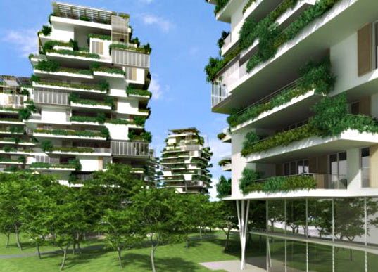 milano santa monica, sustainable architecture, green building, polis engineering, studio nicoletti, marzorati architecture studio, solar power, sustainable development