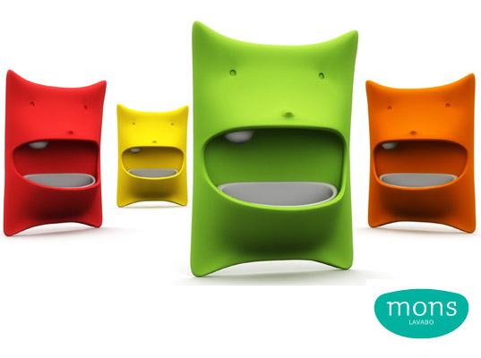 Designboom,  Duralmond,  eco-friendly sink,  eco-friendly wash basin,  Mons Lavabo, green kids, eco kids