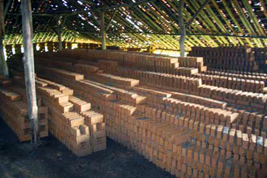 EcoFaeBrick, sustainable design, green building, eco friendly materials, sustainable materials, poo bricks, cow dung bricks