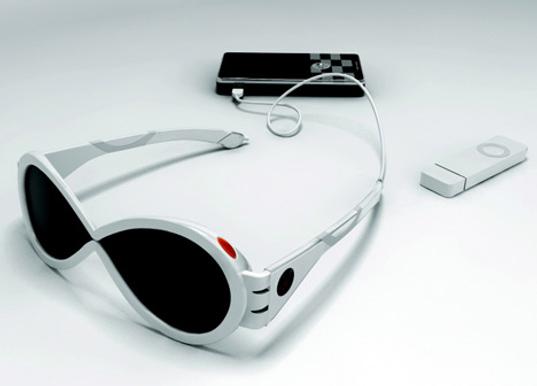 solar sunglasses, energy generating sunglasses, photovoltaic sunglasses, sustainable design, green design, kwang seok jeong sunglasses, self-energy converting sunglasses