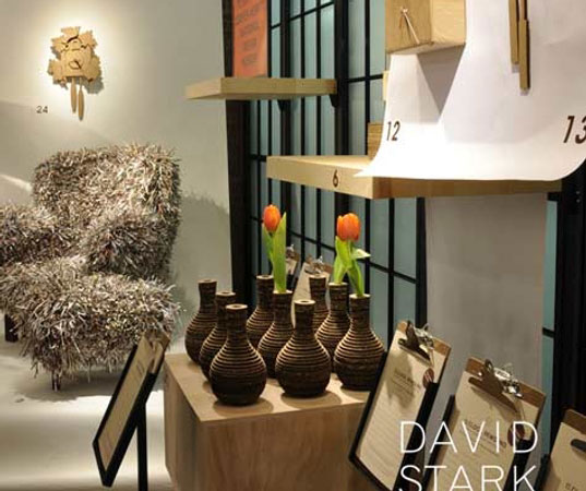 west elm, cardboard furniture, recycled materials, sustainable design, green design, packaging reuse, interior design, green furnishings, art
