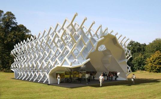 Various Architects, Yorkshire Renaissance Pavilion, Sustainable Design, Collapsible Pavilion, Mobile Pavilion, Inflatable Design