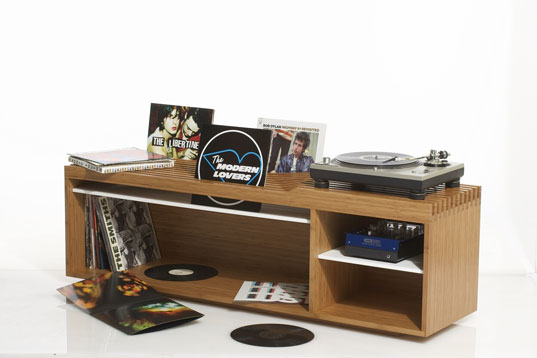 Lp Storage Furniture