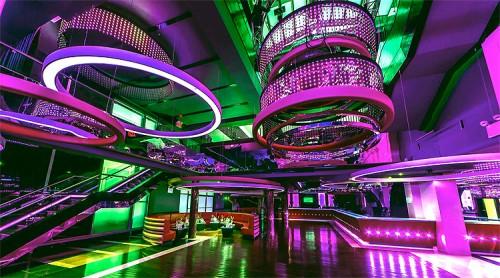 Nightclub Design Ideas
