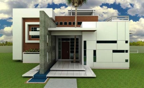The Characteristics of Modern Residential Architecture  Inhabit Blog