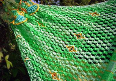24 amazing macramé hammock