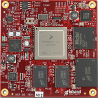 InHand Freescale i.MX 6 based Fury-F6