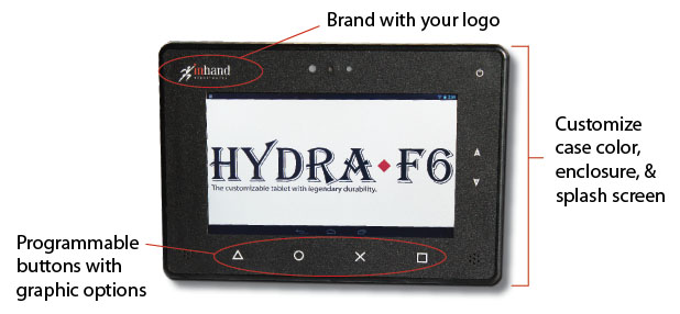Custom Rugged Tablets