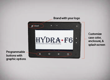 Rugged Linux Tablet