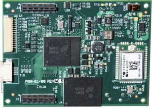 Freescale i.MX 6D based Fury-M6