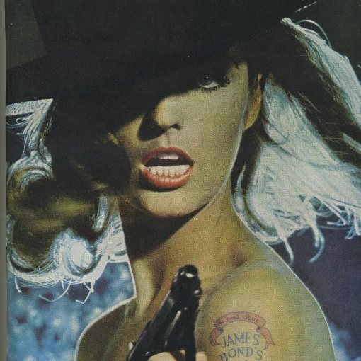 Playboy Magazine November 1965 James Bonds Girls Cover