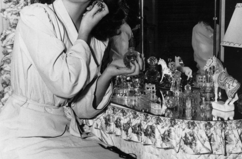 Liz Taylor's Vintage Perfume Bottles Are Nothing To Sniff At
