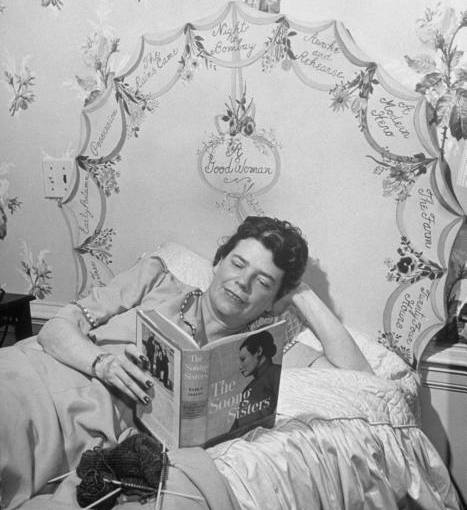 Bedroom Inspiration From Vintage Photo