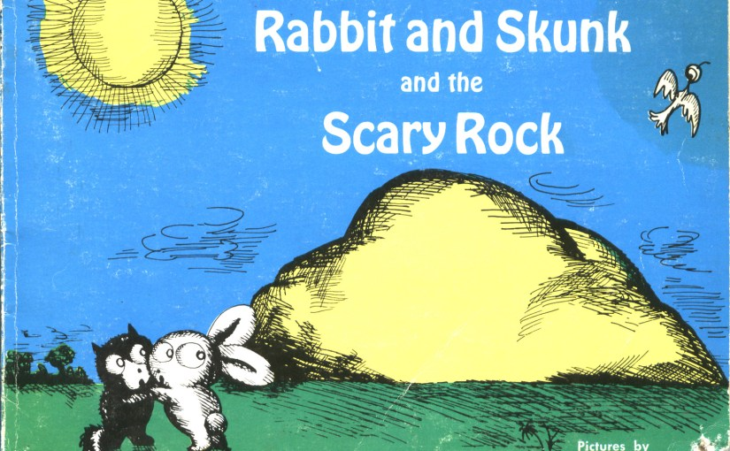 Collecting Children's Books: Lessons In Rabbit & Skunk