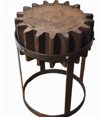 End (Table) Of The Road For Industrial Americana