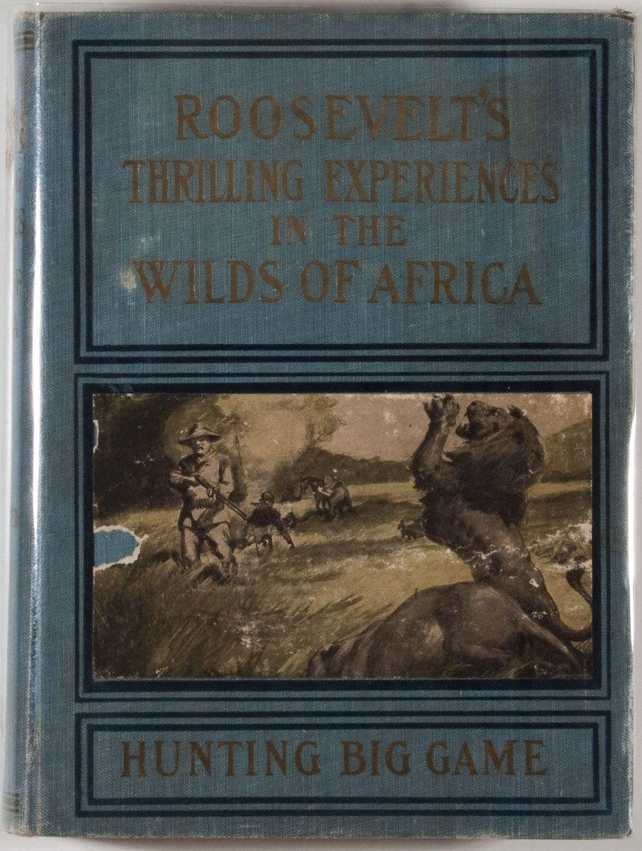 Big Game Hunting In Books Inherited Values