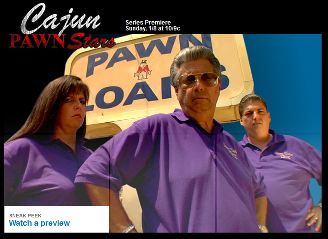 Cajun Pawn Stars: Spin-Off Or Rip-Off?