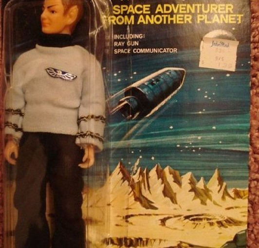 A Vintage Space Adventurer By Any Other Name…