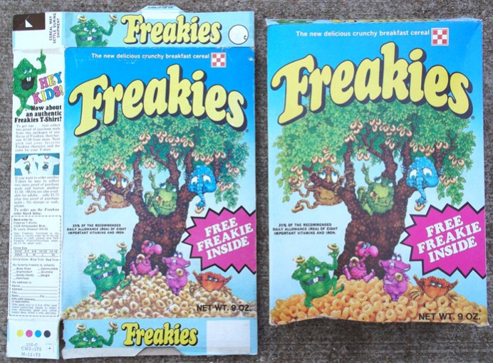 Get Your Freakies On!