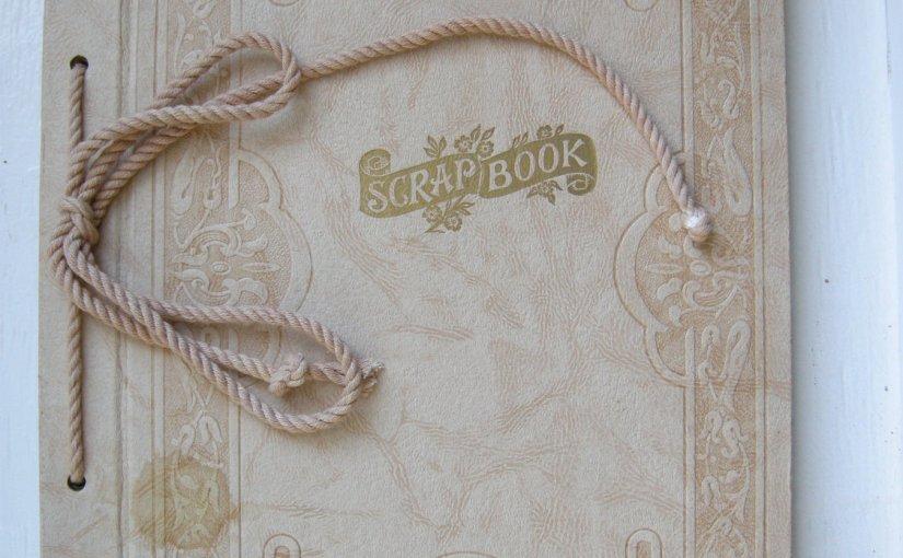 A Vintage Mae West Scrapbook