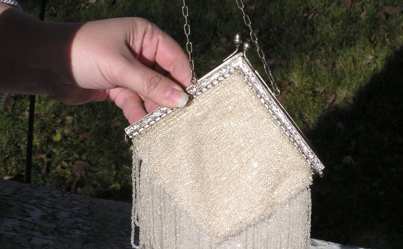 Becoming Unhinged Over Antique Beaded Purses