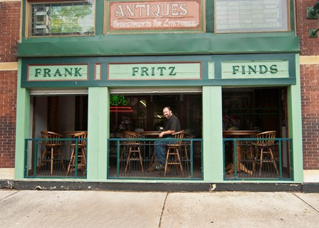 Finding Frank Fritz