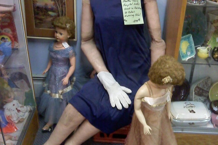 Antique & Vintage Educational Dolls