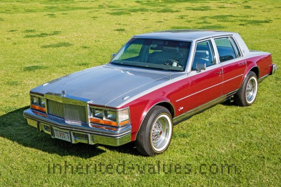elvis 1977 Cadillac Seville