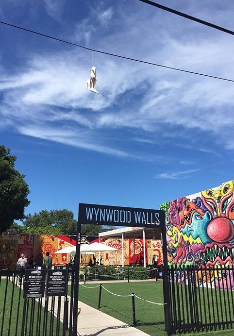 Wynwood Walls Miami city guide