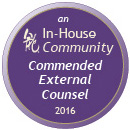Commended Counsel 2016